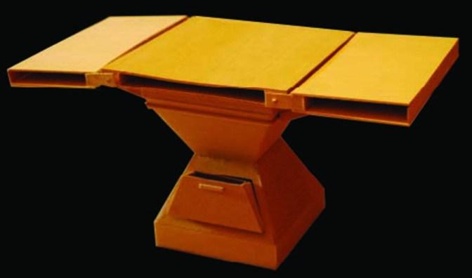 Adaptable Coffee Table