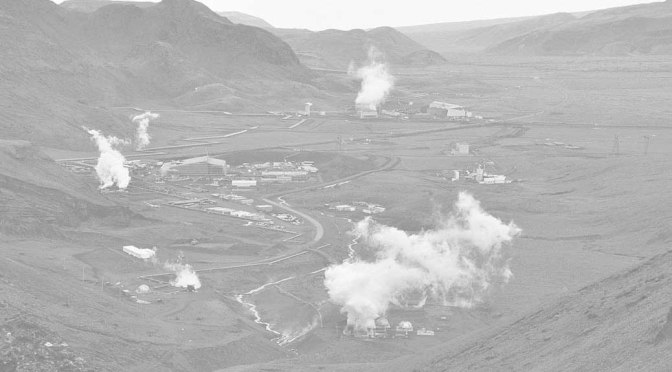 Landscapes of Embedded Energy: The Lifecycle and Use of Geothermal Energy in Iceland